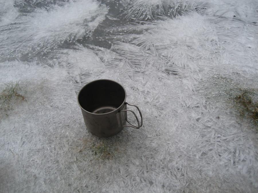 Cord?n del Plata - Frozen Stream