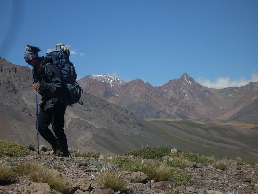 Paso Piuquenes - Argentina/Chile