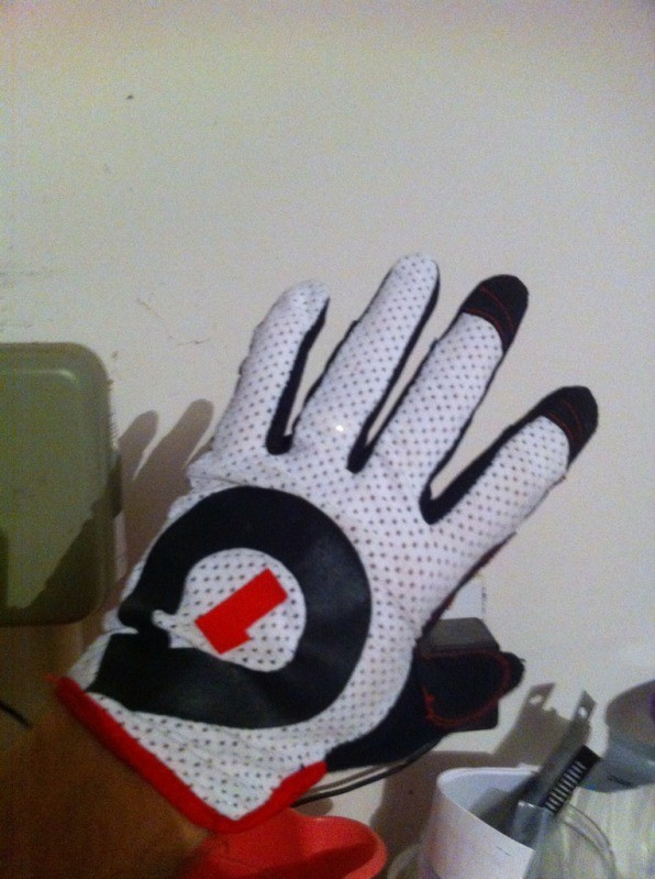 Great gloves, on my 2nd pair
