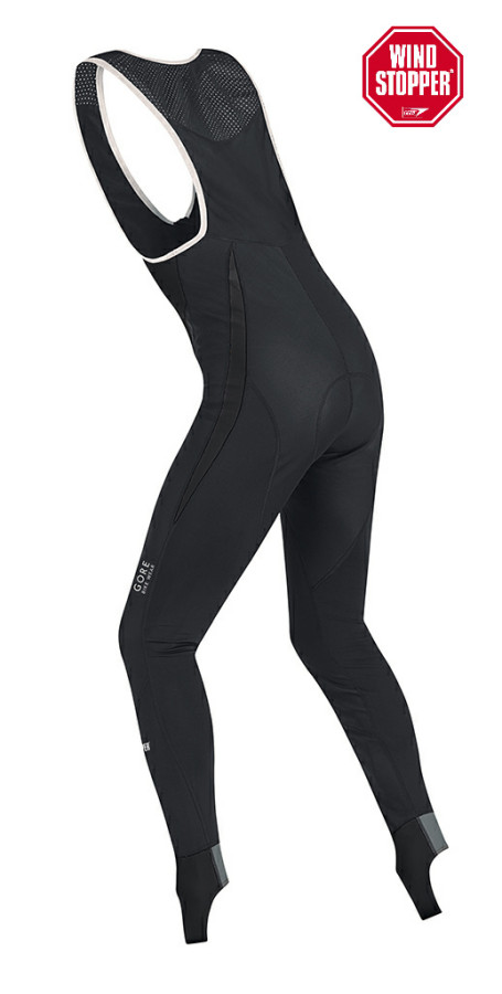 Oxygen SO Bibtights - Rear View