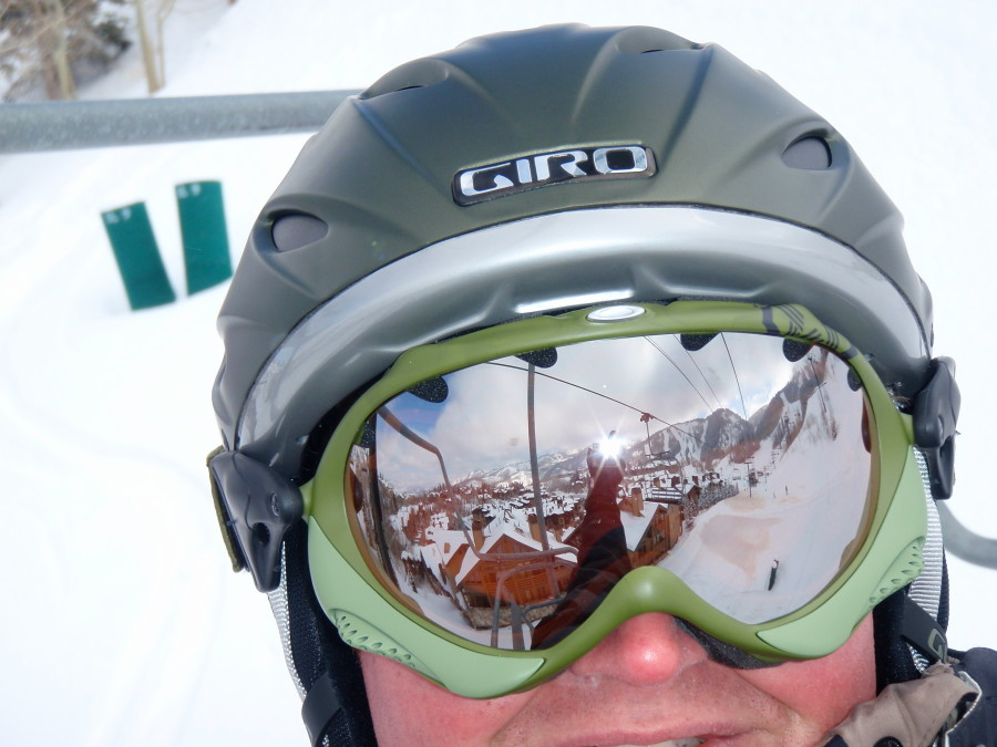 Couldn't ask for a better goggle