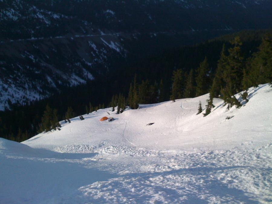 Naches Peak WA 2009