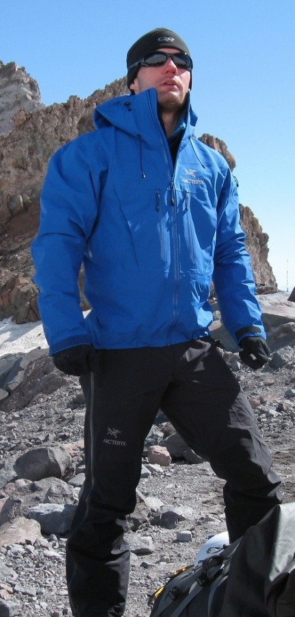 Alpha SV Jacket, Mt. Rainier