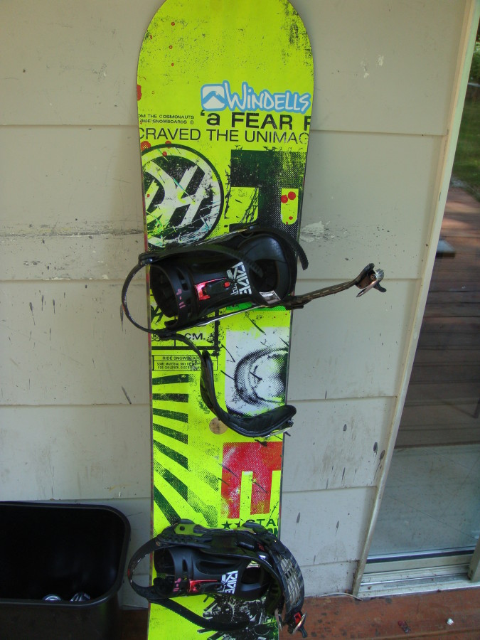 2010 Ride DH