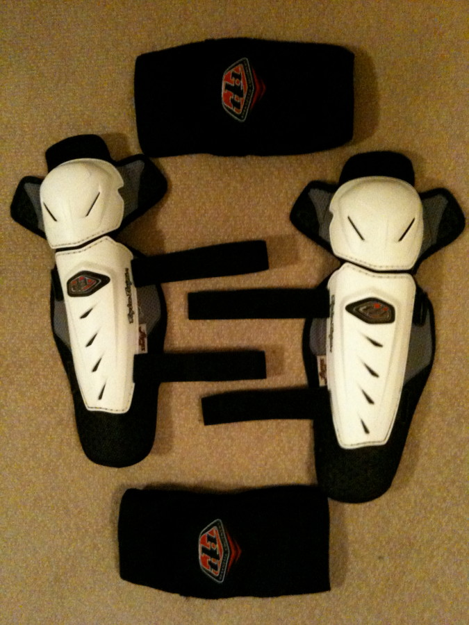 Troy Lee Designs Lopes Signature Knee Guard