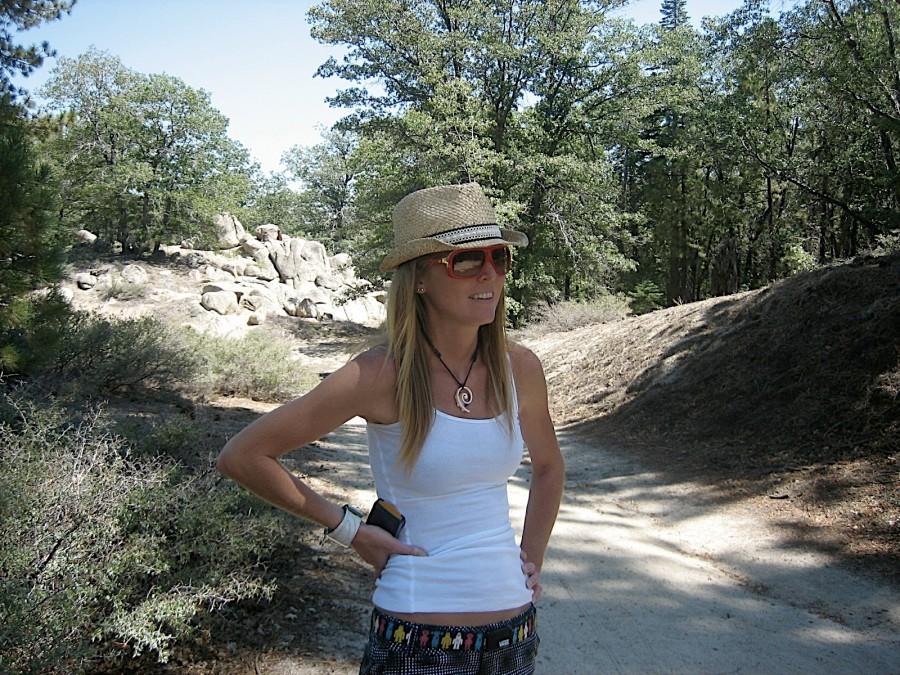 Grey's Peak hike