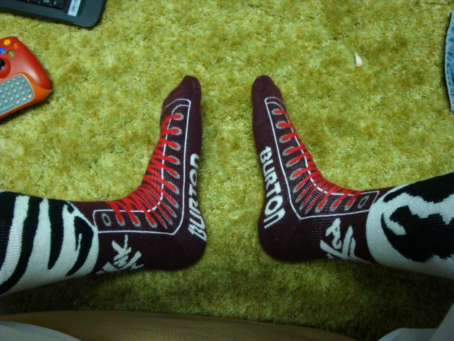 mah socks