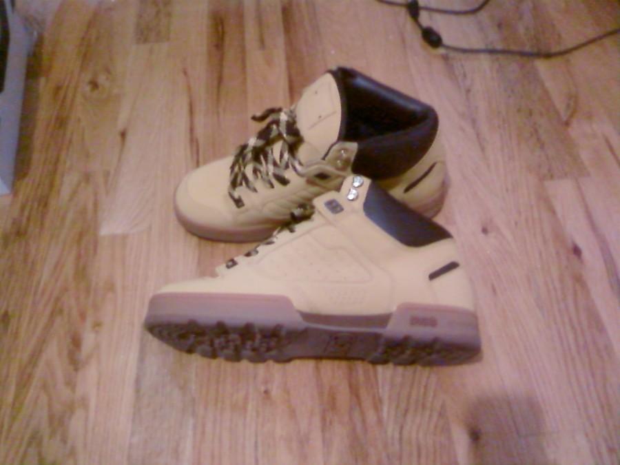 Militia Boot