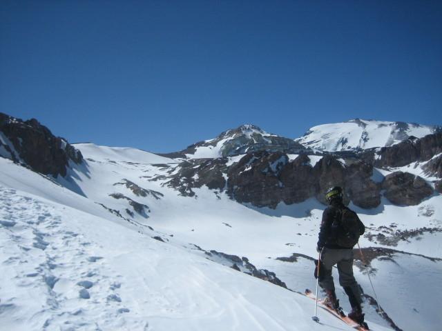 Heli Pro at Los Andes