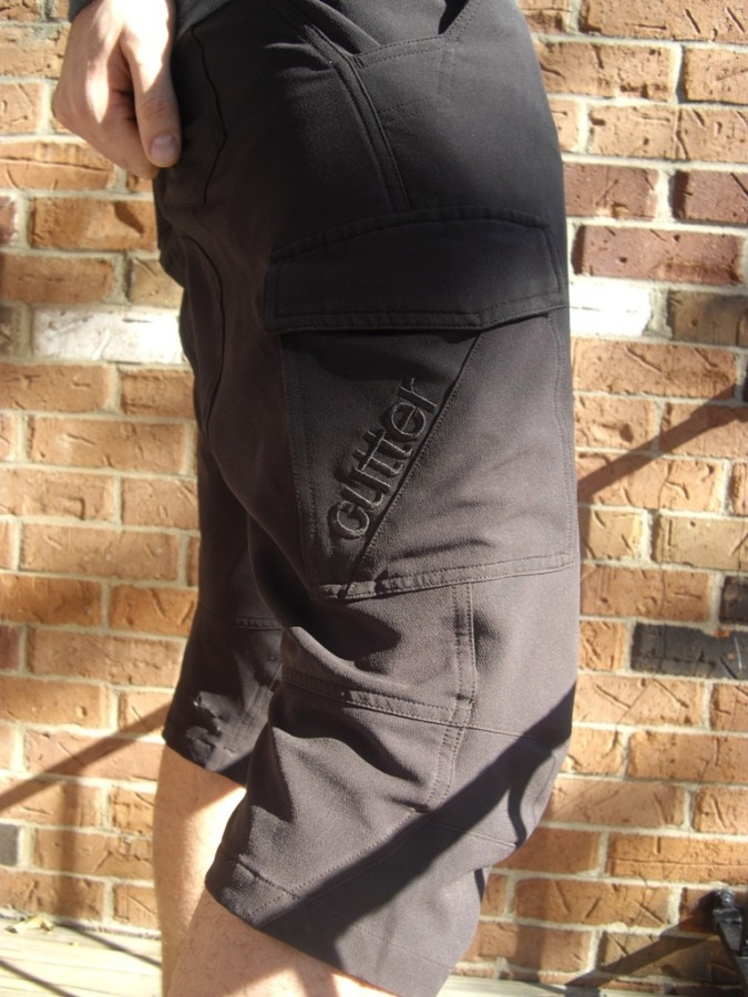 Cutter Knickerbocker - Right Side Pockets