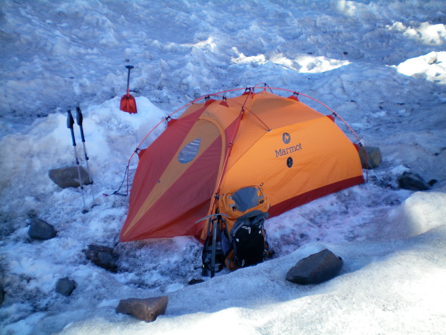 Marmot Alpinist Tent