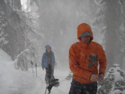 Snoqualmie Pass Backcountry