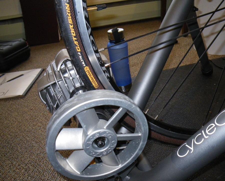 My winter / trainer tire