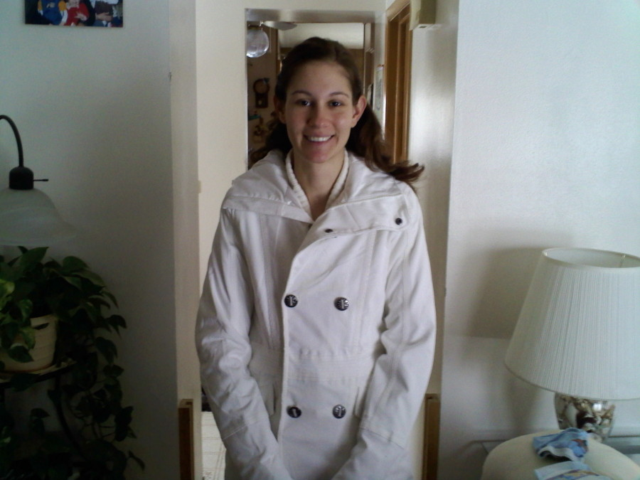 Wife loves the Jacket