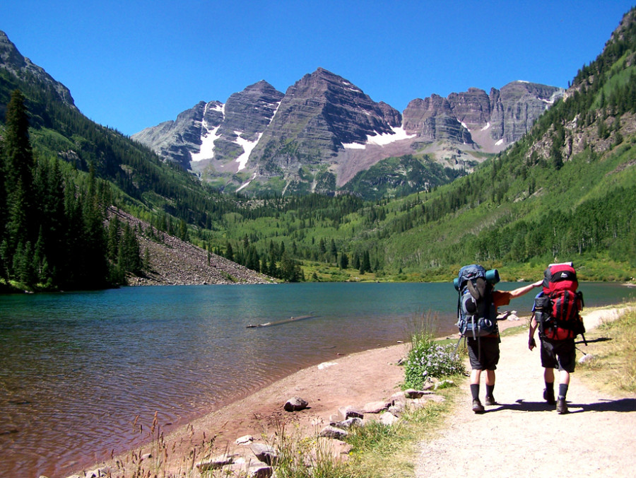 Maroon Bells Trailhead