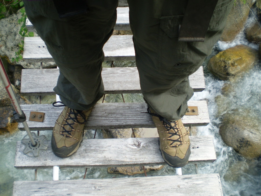 Decent boot but poor longevity for price