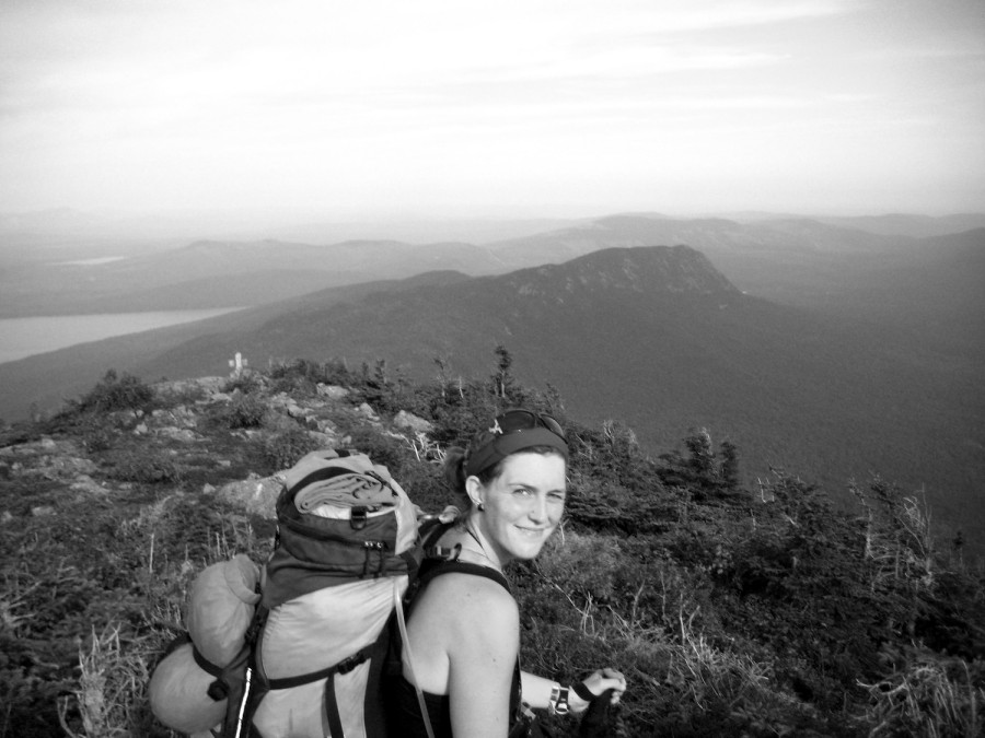 Avery Peak, ME