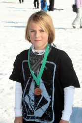 Volcom t-shirt wins medal!