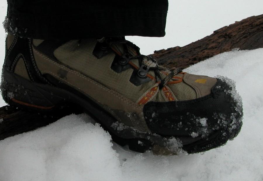 WesTenn snow hike