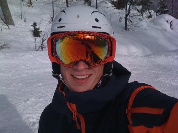 Oakley Simon Dumont Signature Splice Goggle