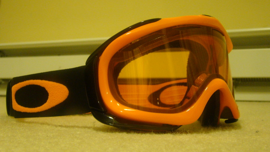 Atomic Orange With Persimmon Lense