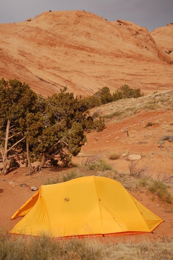 Pine Island in Moab, UT