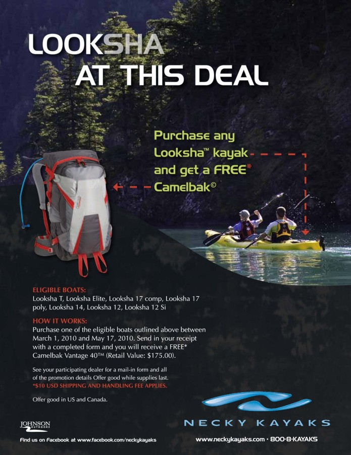 Free Camelbak with Purchase