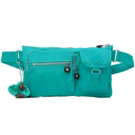 The fanny belt is what makes the pants. But I found a similar product made by kipling- convertible belt bag which comes in red, aqua, lilac and chocolate.