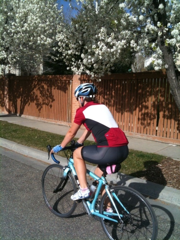 Luna Epiphany Cycling Short in motion