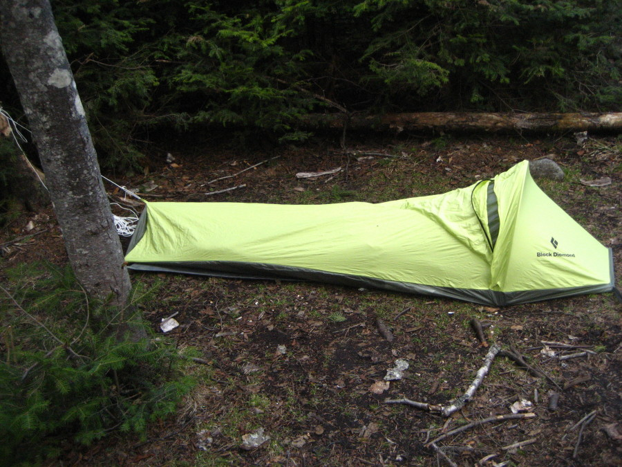 Great little bivy.