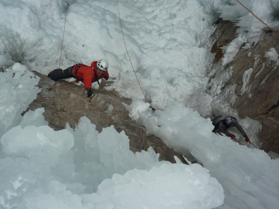 Ice and Mixed Climbing Pants