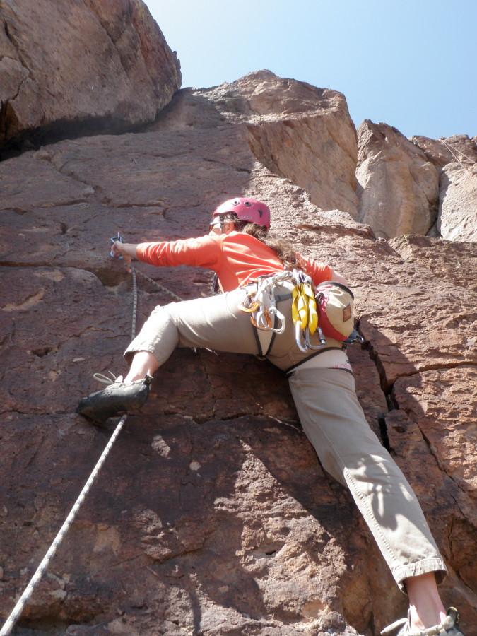 Mammut Flash climbing rope