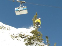 Mystic Jacket - Snowbird, UT. May 5th, '10