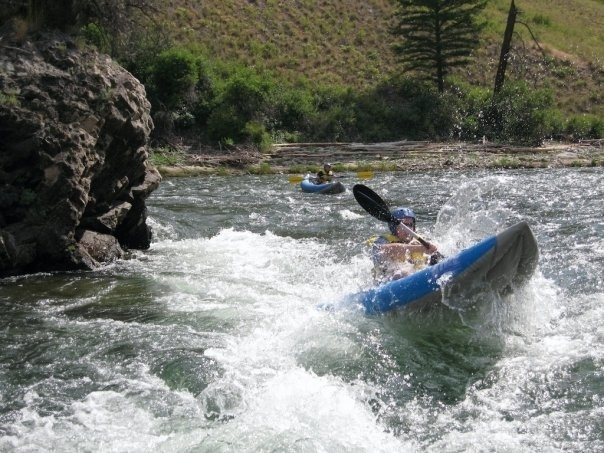 Middle Fork of the Salmon River, Idaho