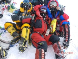 Everest Summit - 8,848 m
