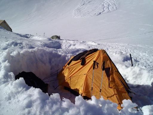 shasta base camp 10500