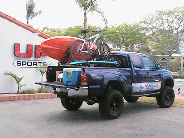 Good Truck Bike Rack