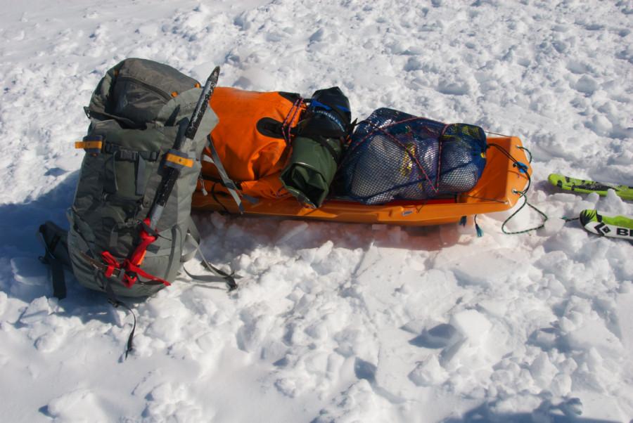 "Ak survival kit, ""Summit to Sea"""