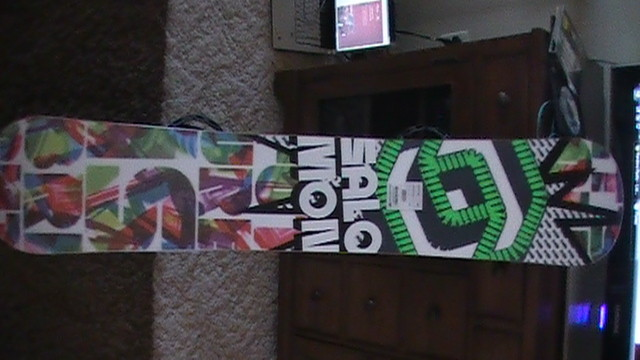 Salomon board