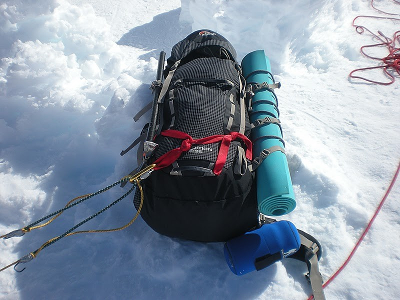 TFX10 on Mt. Logan (Spring 2010)
