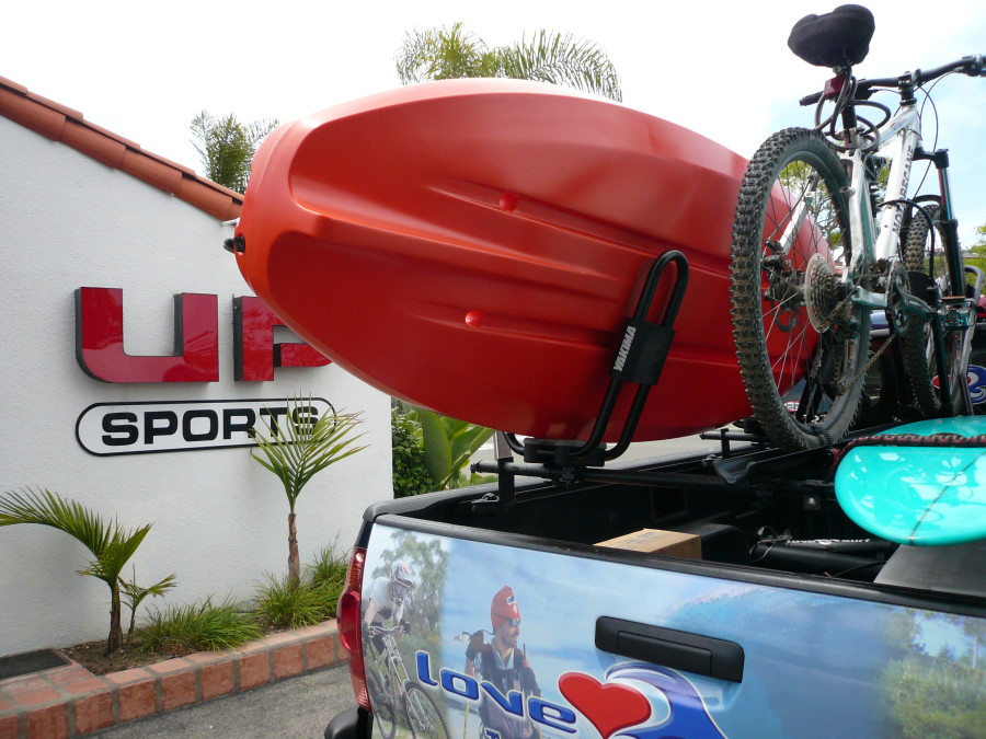 Toyota Truck Sport Rack Mount