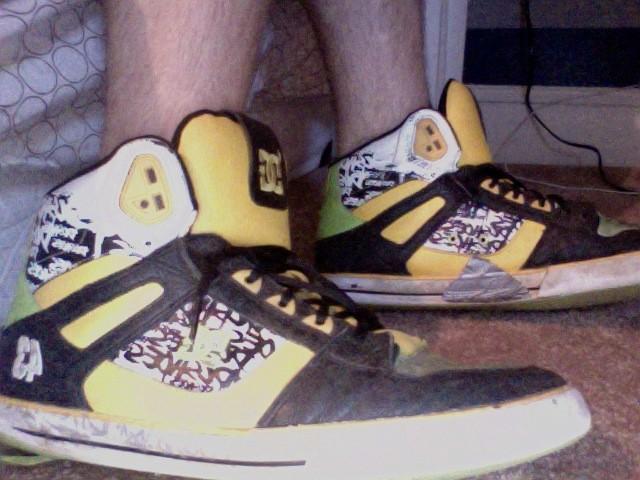 DC Shoe Ken Block High top