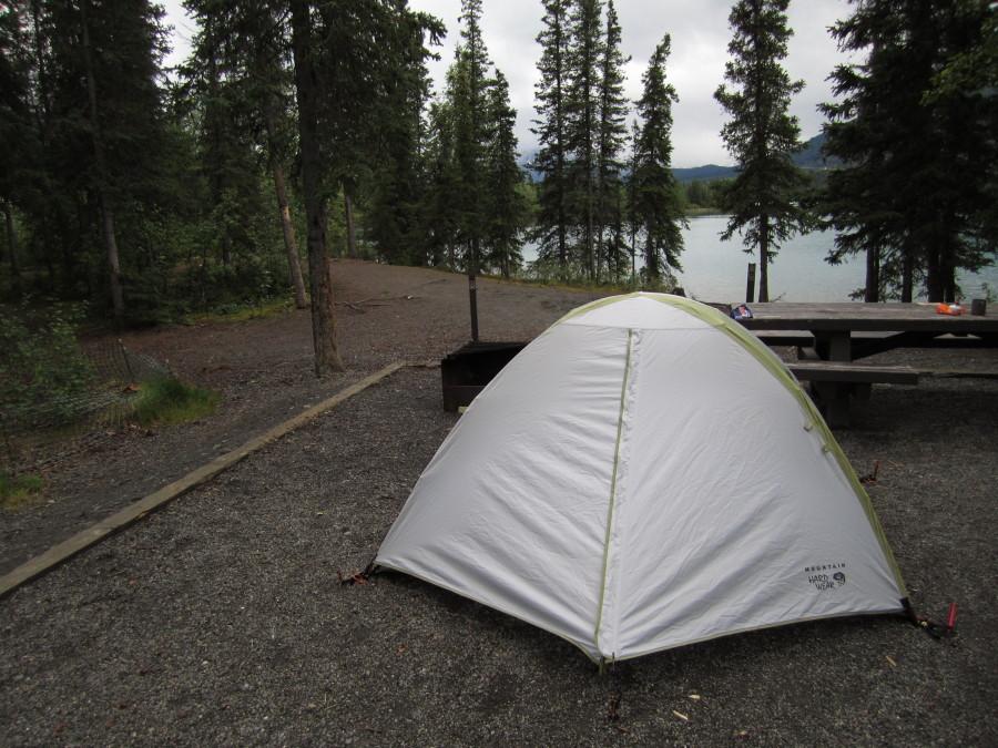 Kenai Lake Alaska