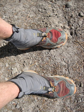Rockridges w/ MHW Seta Trail Running Gaitor