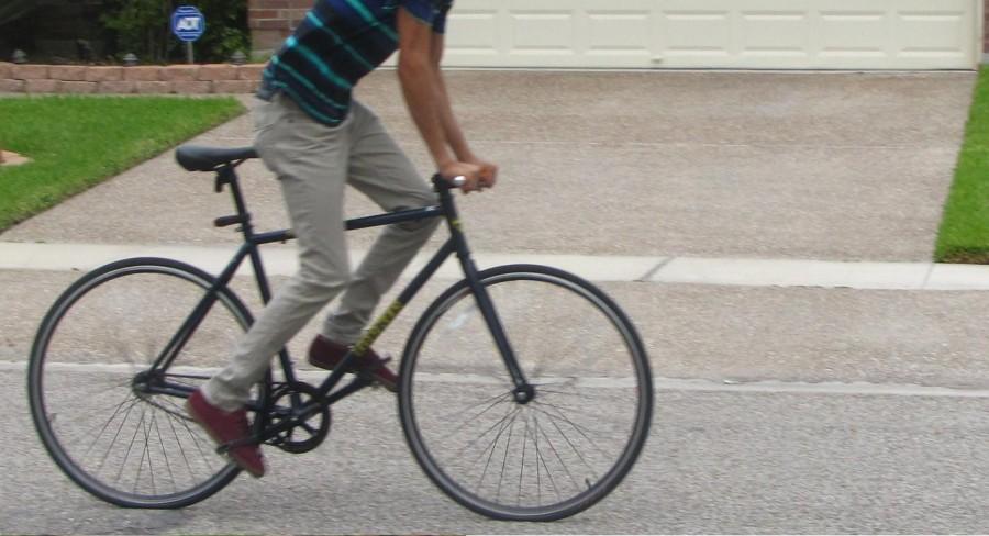 Biking Wino's
