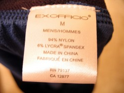 Exofficio Give-N-Go Boxer Brief Tag