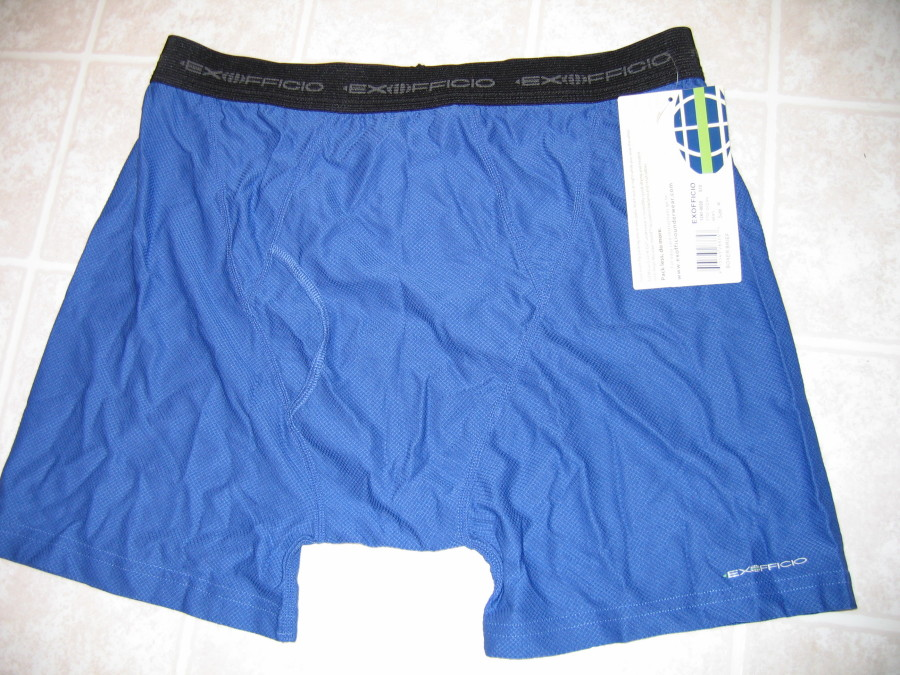 Exofficio Give-N-Go Boxer Brief Color