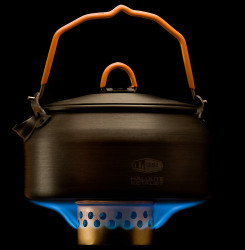 GSI Kettle with Alcohol Stove