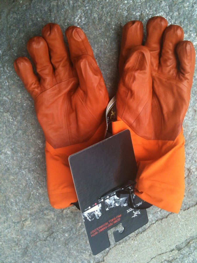 Alpha gloves 4