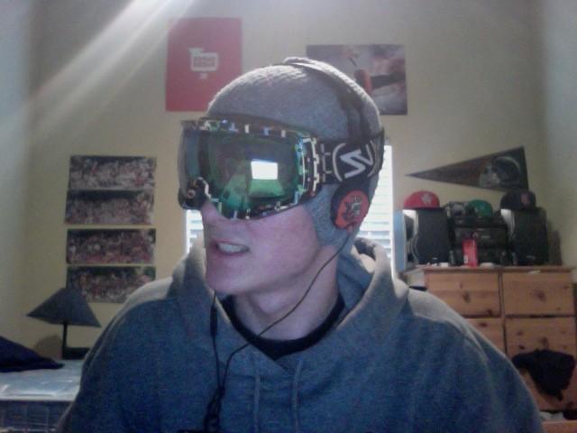 Snowboard Headphone